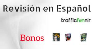 Lee más sobre el artículo Traffic Funnlr Revisión en Español + Bono